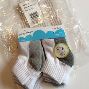 Boys toddler socks. 1/2 price with any purchase.